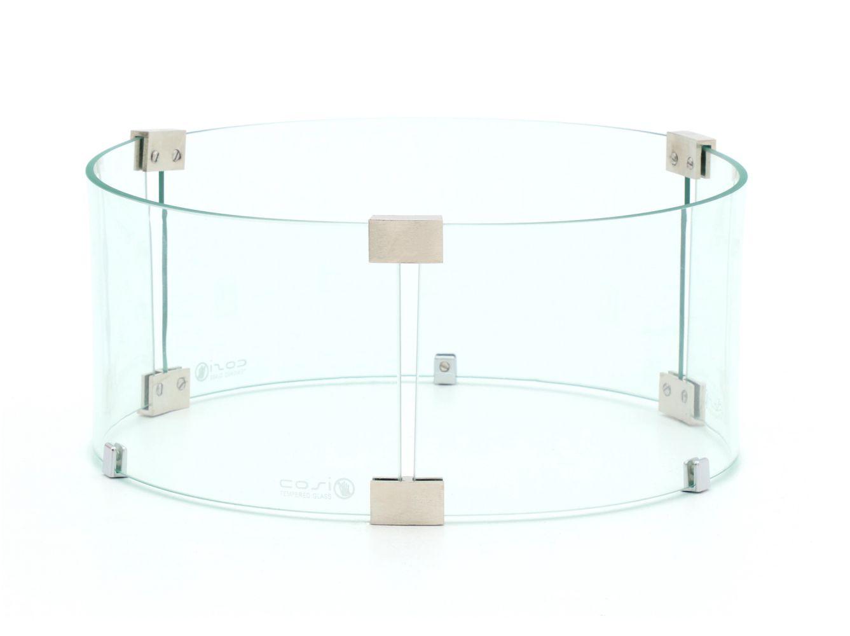 Glasset voor Vuurtafels