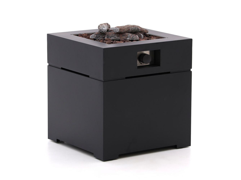 Cosibrixx Vuurtafel 60x60x63cm Antraciet