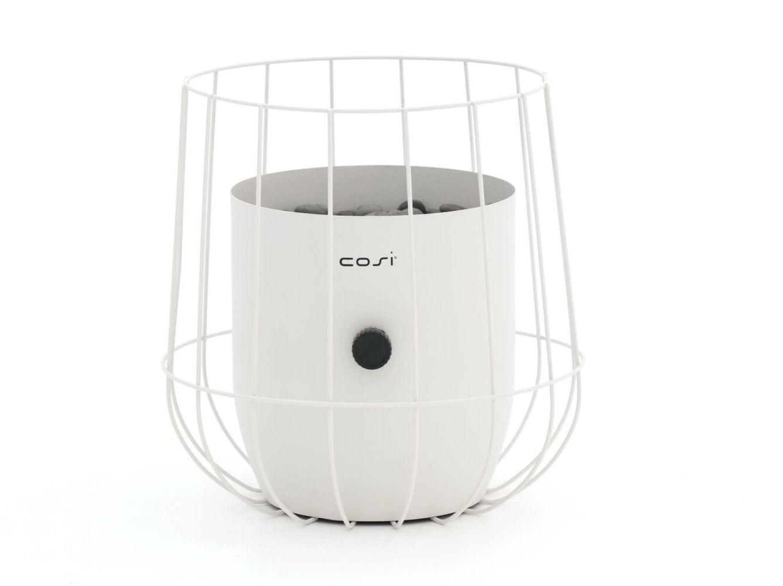Cosiscoop Basket Tafelhaard wit