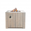 Cosi fire vuurtafel Cosicube 70  grey wash